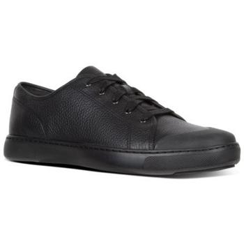 Zapatos Hombre Zapatillas bajas FitFlop DANIEL TOE-CAP - SNEAKERS - ALL BLACK CO SNEAKERS - ALL BLACK CO