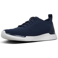 Zapatos Hombre Zapatillas bajas FitFlop FLEEXKNIT - SNEAKERS - MIDNIGHT NAVY CO SNEAKERS - MIDNIGHT NAVY CO