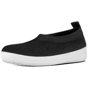 Zapatos Mujer Bailarinas-manoletinas FitFlop ÜBERKNIT TM BALLERINA -  BLACK CO BLACK CO