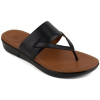 Zapatos Mujer Chanclas FitFlop DELTA TM TOE-THONG SANDALS - BLACK BLACK