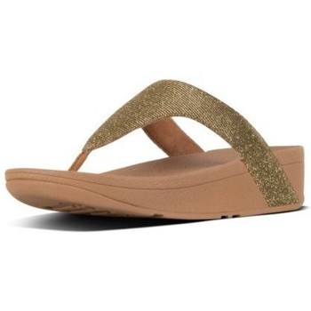 Zapatos Mujer Chanclas FitFlop LOTTIE GLITZY - ARTISAN GOLD ARTISAN GOLD
