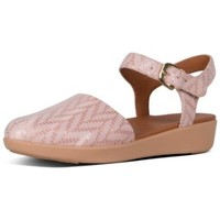 Zapatos Mujer Sandalias FitFlop COVA II CHEVRON - OYSTER PINK OYSTER PINK