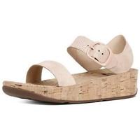 Zapatos Mujer Sandalias FitFlop BON TM LIZARD PRINT SANDAL - NUDE PINK NUDE PINK