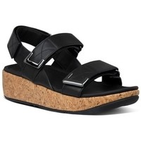 Zapatos Mujer Sandalias FitFlop REMI ADJUSTABLE BACK STRAP SANDALS - ALL BLACK ALL BLACK