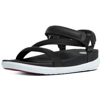 Zapatos Mujer Sandalias FitFlop Z-Strap TM - Black Black