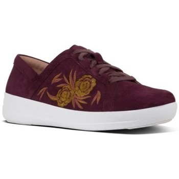 Zapatos Mujer Zapatillas bajas FitFlop F SPORTY II BAROQUE - BERRY BERRY