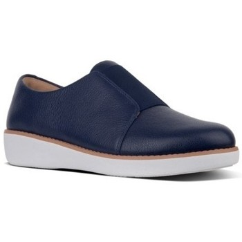 Zapatos Mujer Mocasín FitFlop LACELESS DERBY - ROYAL BLUE ROYAL BLUE