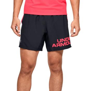 textil Hombre Shorts / Bermudas Under Armour Speed Stride Graphic 7 Shorts 1350169-001