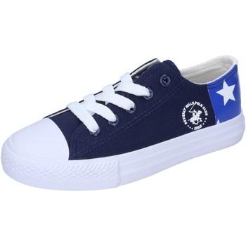 Zapatos Niño Zapatillas bajas Beverly Hills Polo Club BM931 Azul