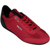Zapatos Hombre Zapatillas bajas Cruyff recopa red Rojo