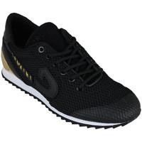 Zapatos Hombre Zapatillas bajas Cruyff revolt black Negro