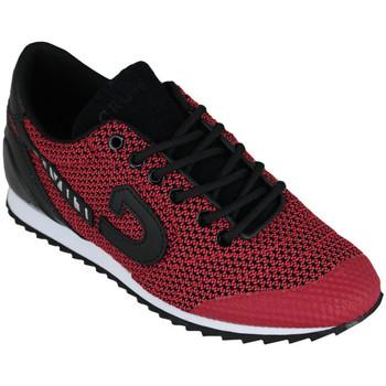 Zapatos Hombre Zapatillas bajas Cruyff revolt red Rojo