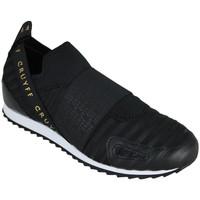 Zapatos Hombre Slip on Cruyff elastico black/gold Negro