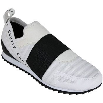 Zapatos Hombre Slip on Cruyff elastico white Blanco