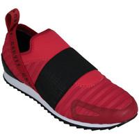 Zapatos Hombre Slip on Cruyff elastico red Rojo