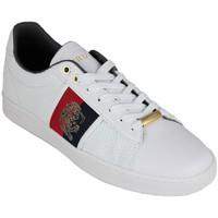 Zapatos Hombre Zapatillas bajas Cruyff sylva semi white Blanco