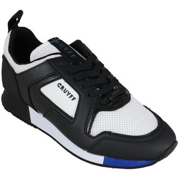 Zapatos Hombre Zapatillas bajas Cruyff lusso white/max blue Negro