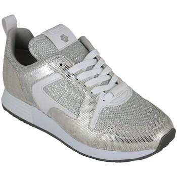Zapatos Mujer Zapatillas bajas Cruyff lusso silver Plata