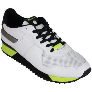Zapatos Hombre Zapatillas bajas Cruyff cosmo white/fluo yellow Blanco