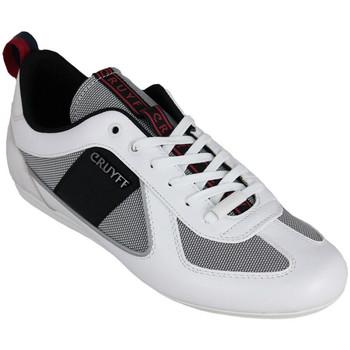 Zapatos Hombre Zapatillas bajas Cruyff nite crowler white Blanco