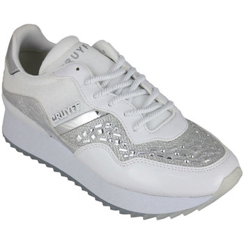 Zapatos Mujer Zapatillas bajas Cruyff wave embelleshed white Blanco