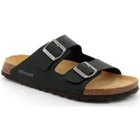 Zapatos Hombre Zuecos (Mules) Grunland DSG-CB3012 NERO