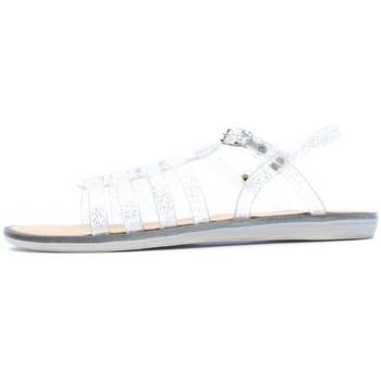 Zapatos Mujer Sandalias TBS  Plata