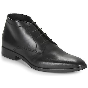 Zapatos Hombre Botas de caña baja Carlington NOMINAL Negro
