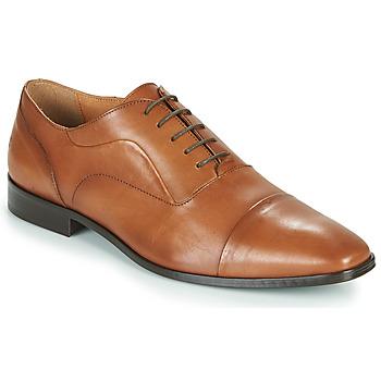 Zapatos Hombre Richelieu Carlington NIMIO Camel