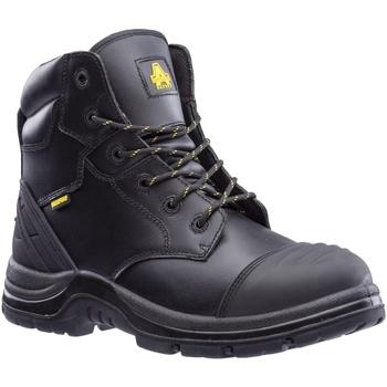 Zapatos Botas de caña baja Amblers  Negro