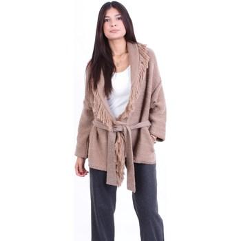 textil Mujer Tops / Blusas Albino Teodoro BL8000802 Negro y verde