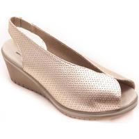 Zapatos Mujer Sandalias 24 Hrs 24440 Oro
