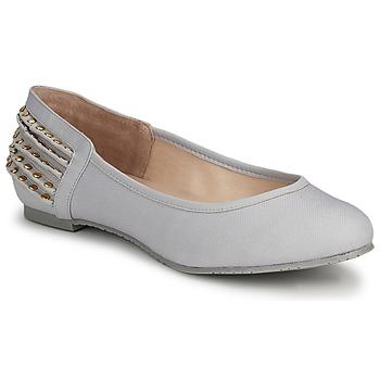 Zapatos Mujer Bailarinas-manoletinas Kat Maconie ROSA Gris