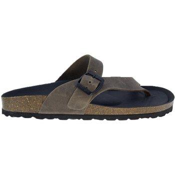 Zapatos Mujer Sandalias Interbios Sandalias  7119 Pardo Gel Marrón
