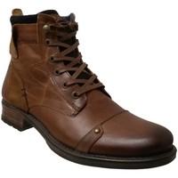 Zapatos Hombre Botas de caña baja Redskins Yani Cuero marrón claro