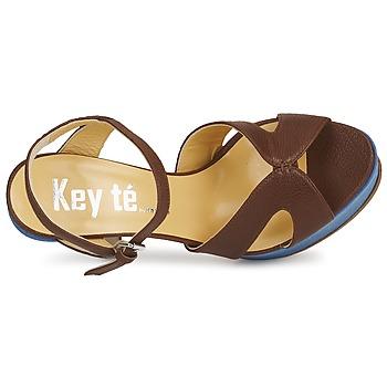 Keyté CUBA-LUX-MARRONE-FLY-9 Marrón