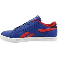 Zapatos Niños Zapatillas bajas Reebok Sport Royal Comp 2 Rojos, Azul