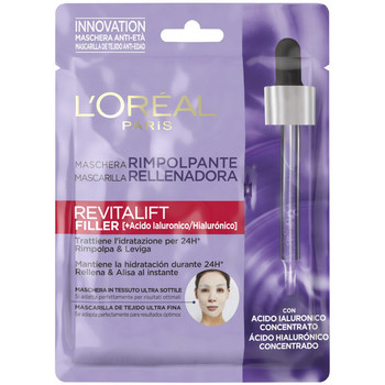 Belleza Mujer Mascarillas & exfoliantes L'oréal Revitalift Filler Mascarilla Rellenadora 30 Gr 30 g