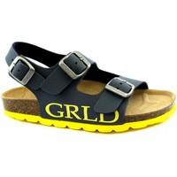 Zapatos Niño Sandalias Grunland GRU-RRR-SB1516-BG Blu