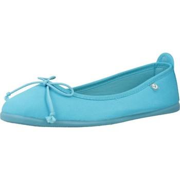 Zapatos Niña Derbie & Richelieu Victoria 104802 Azul