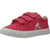 Zapatos Niña Zapatillas bajas Le Coq Sportif VERDON PLUS PS Rosa