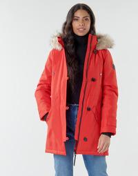 textil Mujer Parkas Vero Moda VMEXPEDITION Rojo