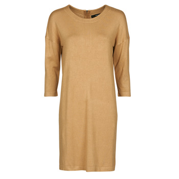 textil Mujer Vestidos cortos Vero Moda VMGLORY Camel