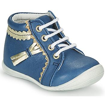 Zapatos Niña Zapatillas altas GBB ACINTA Azul