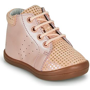 Zapatos Niña Zapatillas altas GBB NAHIA Rosa