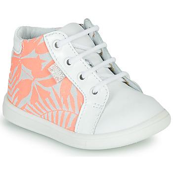 Zapatos Niña Zapatillas altas GBB FAMIA Blanco