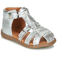 Zapatos Niña Sandalias GBB ALIDA Plata