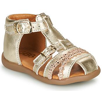 Zapatos Niña Sandalias GBB ALIDA Oro