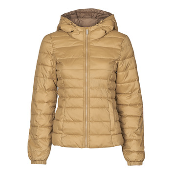 textil Mujer Plumas Only ONLTAHOE Caramelo