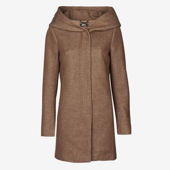 textil Mujer Abrigos Only ONLSEDONA LIGHT Burdeo